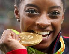 #RIO2016: Simone Biles Makes Olympic History
