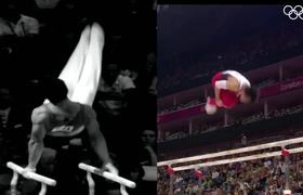 Then and Now | Men's Artistic Gymnastics