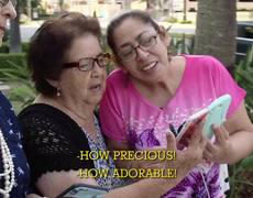 Abuelas Try Pokemon GO For The First Time