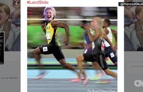 OMG - Usain Bolt's smile cracks up the Internet