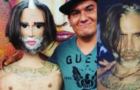 """Crean la piñata """"sin tantita pena"""", de Alejandro Fernandez"""