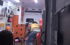 Aleppo tragedy: 2 young boys rescued from rubble of bombed building in Aleppo
