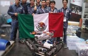 Mexicans win GOLD medal in competition of robots #RoboCup2016