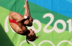 #Rio2016 - Paola Espinosa por el Oro en Clavados