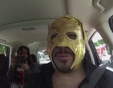 Escorpión Dorado: Claudio Yarto CALÓ & SúperEscorpión al volante