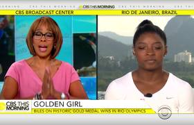 News - Simone Biles reflects on historic Olympic triumphs