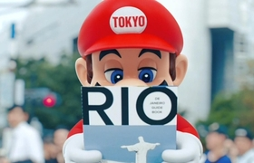 Tokyo 2020's Closing Ceremony Performance at Rio 2016