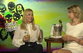 Tipsy Talk with Margot Robbie