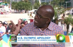 Ryan Lochte Scandal: TODAY Anchors Hotly Debate His Intentions