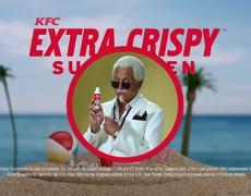 KFC - Extra Crispy Sunscreen (Ads)