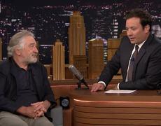 Robert De Niro Has a Pretty Big Boat (Interview)