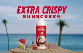 #VIRAL - KFC gives sunscreen smelling fried chicken