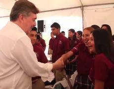 Nueva Preparatoria CECYTE Tecate - Gobierno del Estado de Baja California
