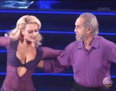 DWTS 2014 Tommy Vs Michael Dance Off Rumba Season 19 Week 8