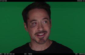 CAPTAIN AMERICA: CIVIL WAR -- Gag Reel Bloopers & Outtakes (2016) Marvel Movie