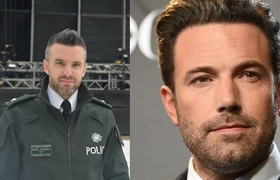 Meet Ben Affleck twice in Northern Ireland