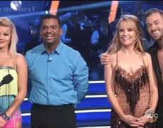 DWTS 2014 Alfonso Vs Lea Dance Off Jive Season 19 Week 8