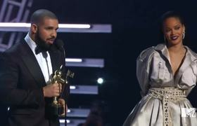 Drake Says He's In Love With Rihanna At The MTV VMA 2016