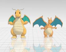 #VIRAL | Charizard & Dragonite Dancing 'Toxic' by Britney Spears