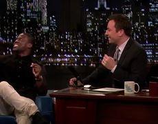 Jimmy Fallon Kevin Hart Spills on Jay Z 1722014
