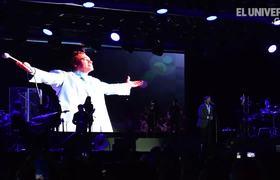 Ricardo Montaner le dedica su concierto a Juan Gabriel