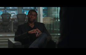 Captain America: Civil War | Black Panther & Black Widow Deleted Scene