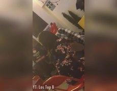 #VIDEO: Horny couple in famous taqueria in Nuevo Leon