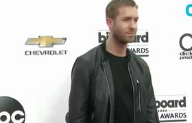 Calvin Harris and Eiza Gonzalez Seen Going Out Together