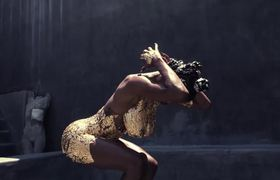 Teyana Taylor - Champions Freestyle