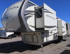 Montana 3661RL - Montana Fifth Wheel