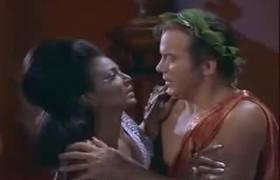 STAR TREK - TV's First Interracial Kiss