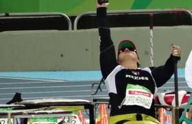 María de los Ángeles Ortiz da primer oro a México en Paralímpicos #Rio2016