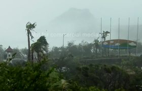 The strong winds of #TyphoonMeranti in China