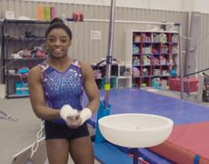 73 Questions With Simone Biles
