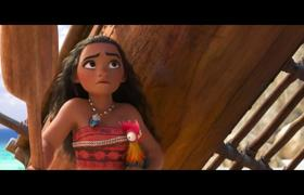 Moana - Official Trailer #1 (2016) - Dwayne Johnson Movie