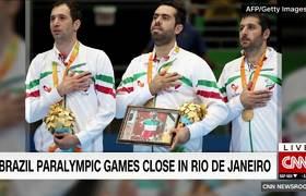 2016 Paralympic Games wrap up in Rio de Janeiro
