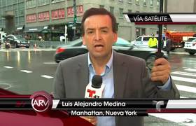 Investigan atentados de Nueva York y Nueva Jersey