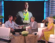 Michael Phelps' Secret Olympic Medals Location