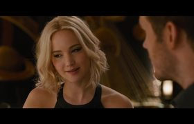 PASSENGERS - Official Movie Trailer #1 (2016)