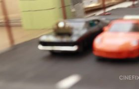 #VIRAL - Fast and the Furious Final Race Scene with Toys