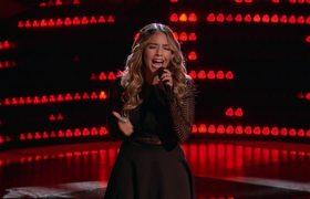 The Voice 2016 Blind Audition - Lauren Diaz: