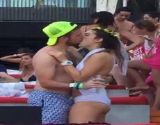 Conoce a #LadyCoralina: Le cancelan la boda tras difundir video besándose con otro
