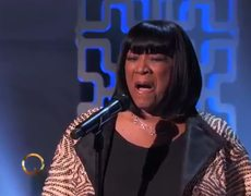 Queen Latifah Show Patti LaBelle Performs If Only You Knew 1322014