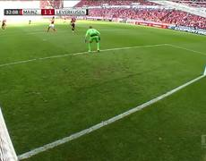 Chicharito goal pulls Leverkusen back into the game