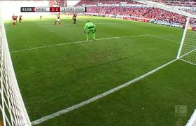 Chicharito goal pulls Leverkusen back into the game