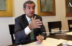 La autoliquidación de Enrique Ochoa de Comisión Federal de Electricidad