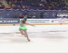 2014 Sochi Olympics Winter Games Russian Figure Skater Yulia Lipnitskaya