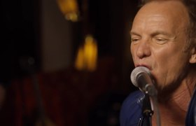 Sting - I Can't Stop Thinking About You - OFFICIAL