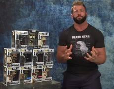 "WWE - ""Rogue One: A Star Wars Story"" Funko Pop! Zack Ryder"