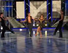 Mira Quien Baila España Marina Danko con peluca baila BROADWAY Gala 3